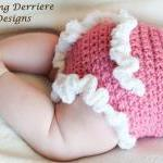 Ruffle Diaper Cover Croche..