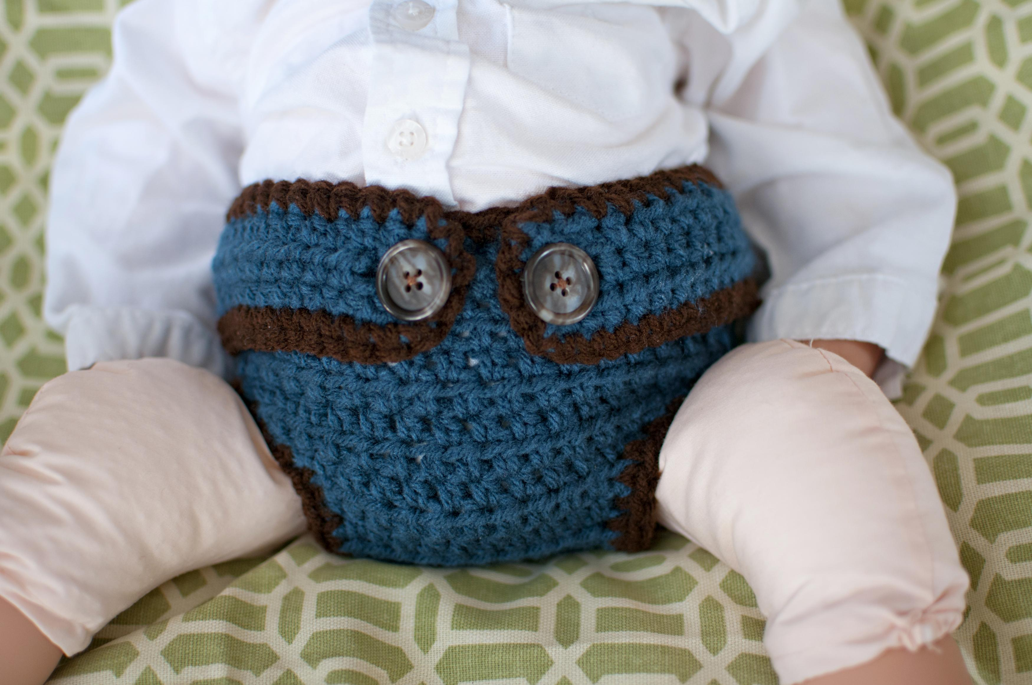 Free Crochet Diaper Cover Pattern 6 12 Months ~ Dancox for .